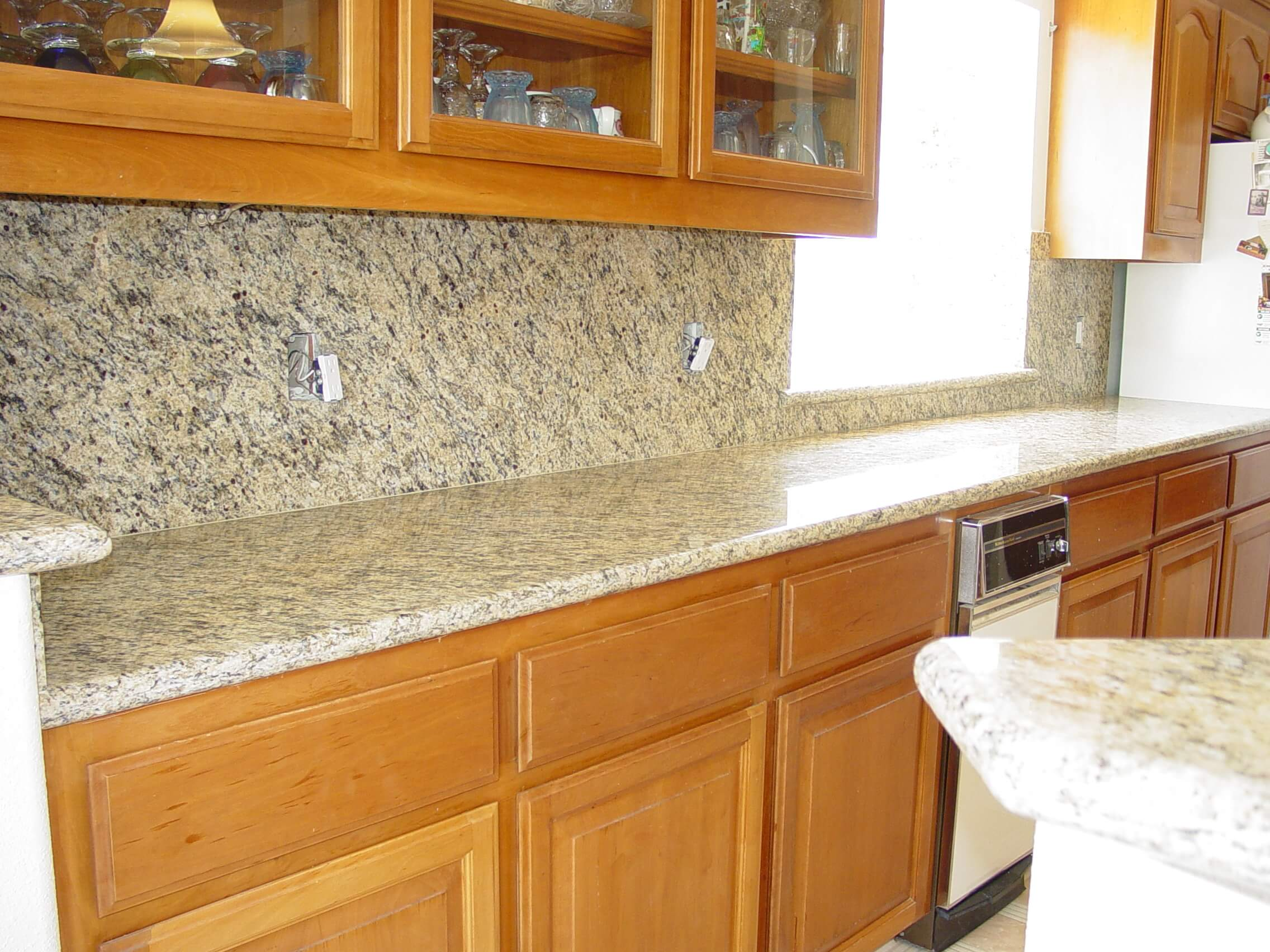 custom counters and tile solution by Medina's bars