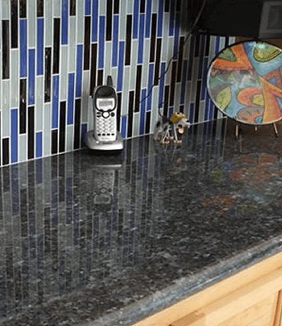 countertop and tile remodel gallery